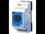 Терморегулятор ETV рекомендуется для управления системами электрообогрева пола (теплый пол) и.